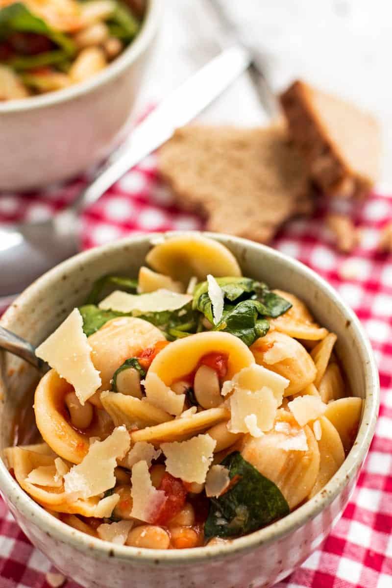 Ultimate pasta fagioli recipe