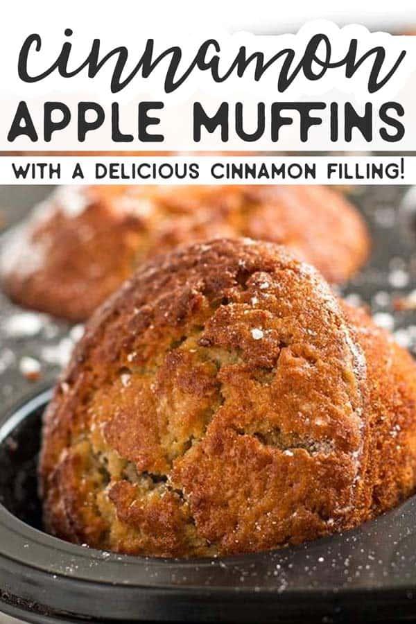 Cinnamon Apple Muffins Pin 2