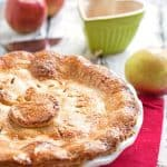 The Classic Sam Sifton Apple Pie