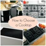 How to Choose a Cooktop