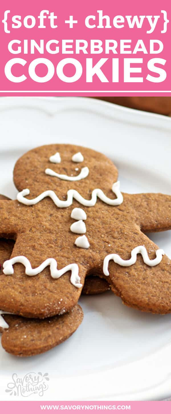 Traditional german gingerbread cookie recipe