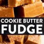 Cookie Butter Fudge Pin 1