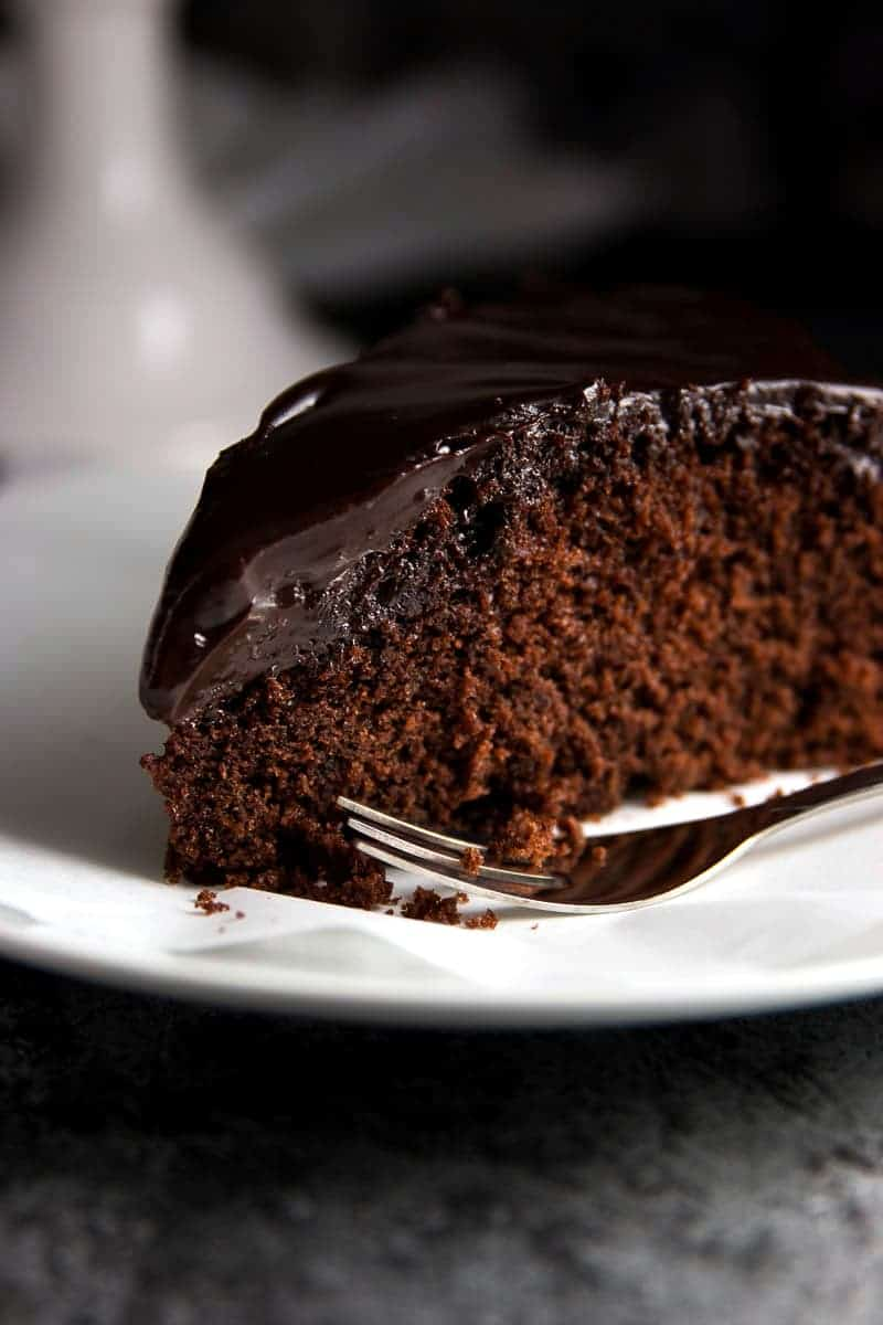 This is the easiest Chocolate Honey Cake recipe you'll ever find!