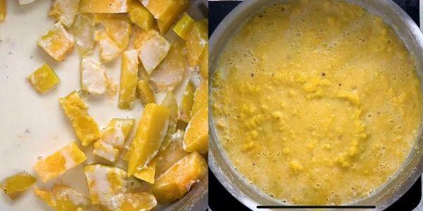 Butternut Squash Mac and Cheese Step 4