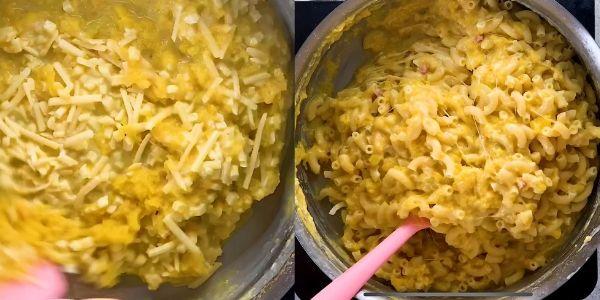 Butternut Squash Mac and Cheese Step 5