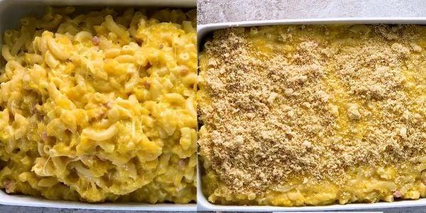 Butternut Squash Mac and Cheese Step 6