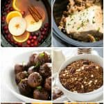 50+ Healthy Slow Cooker Thanksgiving Recipes to Free Up Your Oven