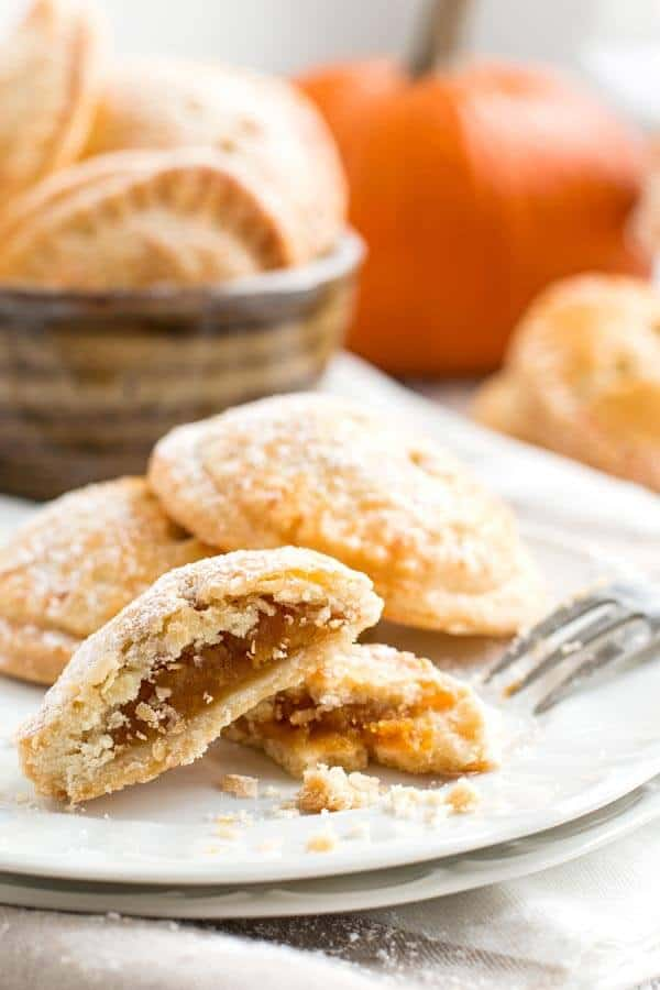 What's better than pumpkin pie? Pumpkin pie cookies of course! Our families loved these during the last holiday season!