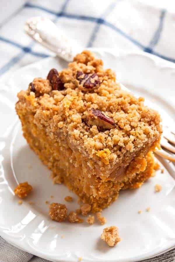 Easy Sweet Potato Pound Cake Recipe