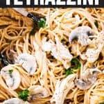 Turkey Tetrazzini Pin 1