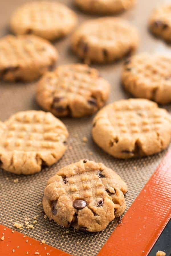 Easy 3 step cookie recipes