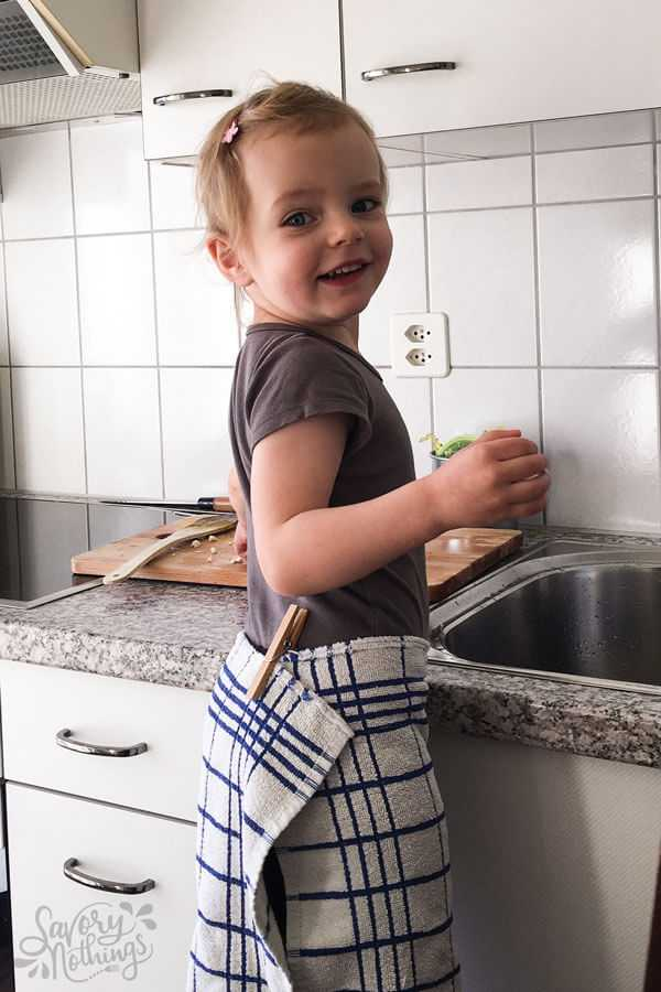 5 Tips to Help You Involve Your Kids in the Kitchen