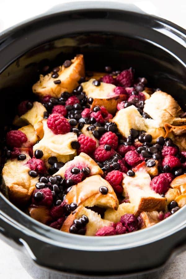 Breakfast Crockpot Recipes French Toast
