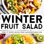 Winter Fruit Salad Pin 1