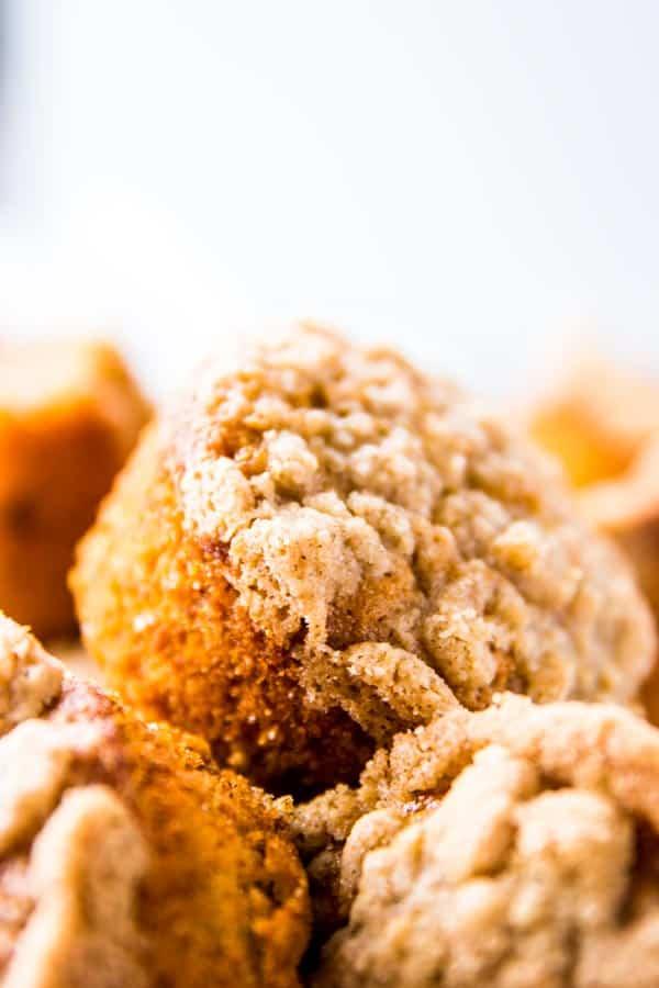 Banana Crumb Muffins Recipe | Savory Nothings
