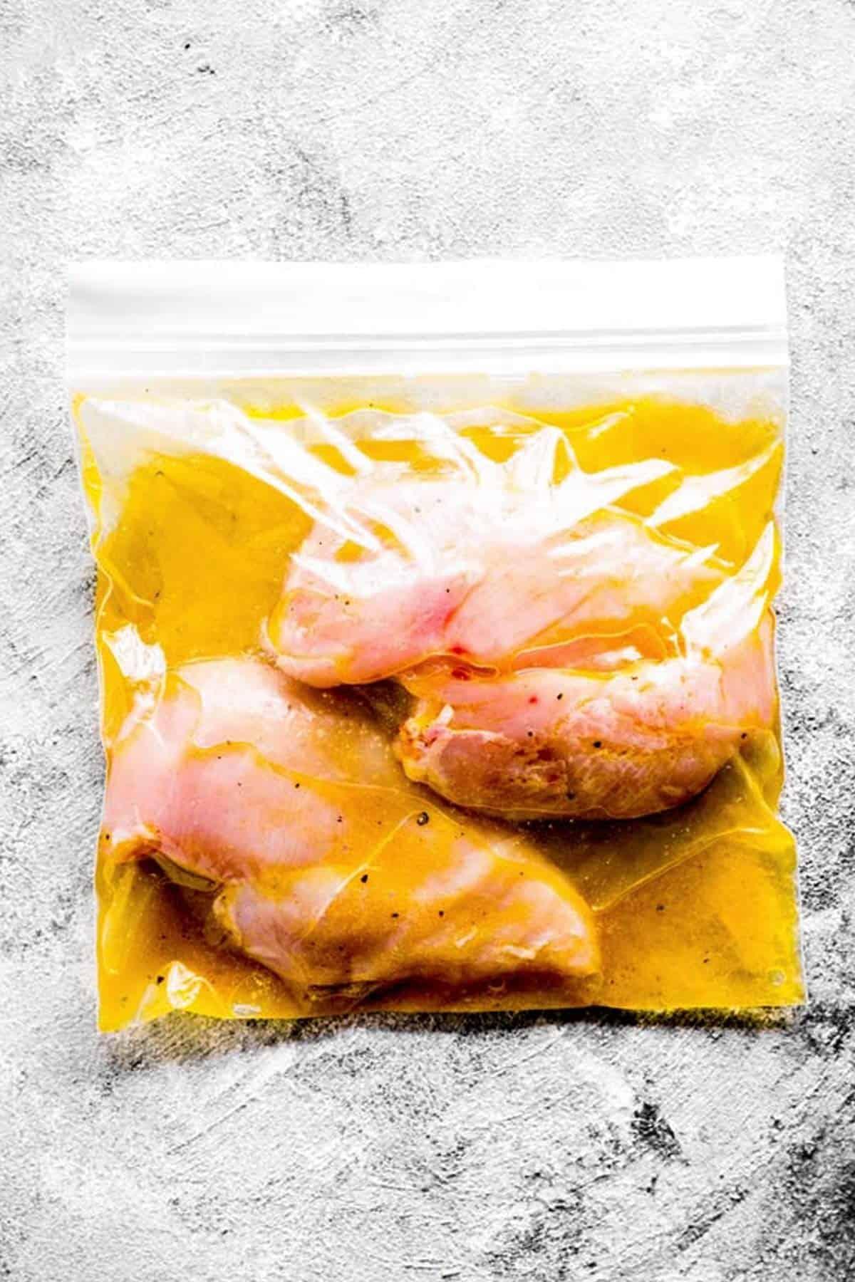Lemon Garlic Grilled Chicken Marinade Savory Nothings