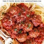 Italian Meatballs Pin 1