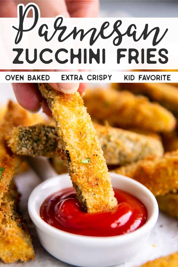 Parmesan Zucchini Fries Pin 2