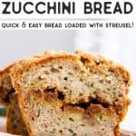 Cinnamon Zucchini Bread Pin 2