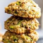 Zucchini Breakfast Cookies Pin