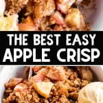 Apple Crisp Image Pin 1