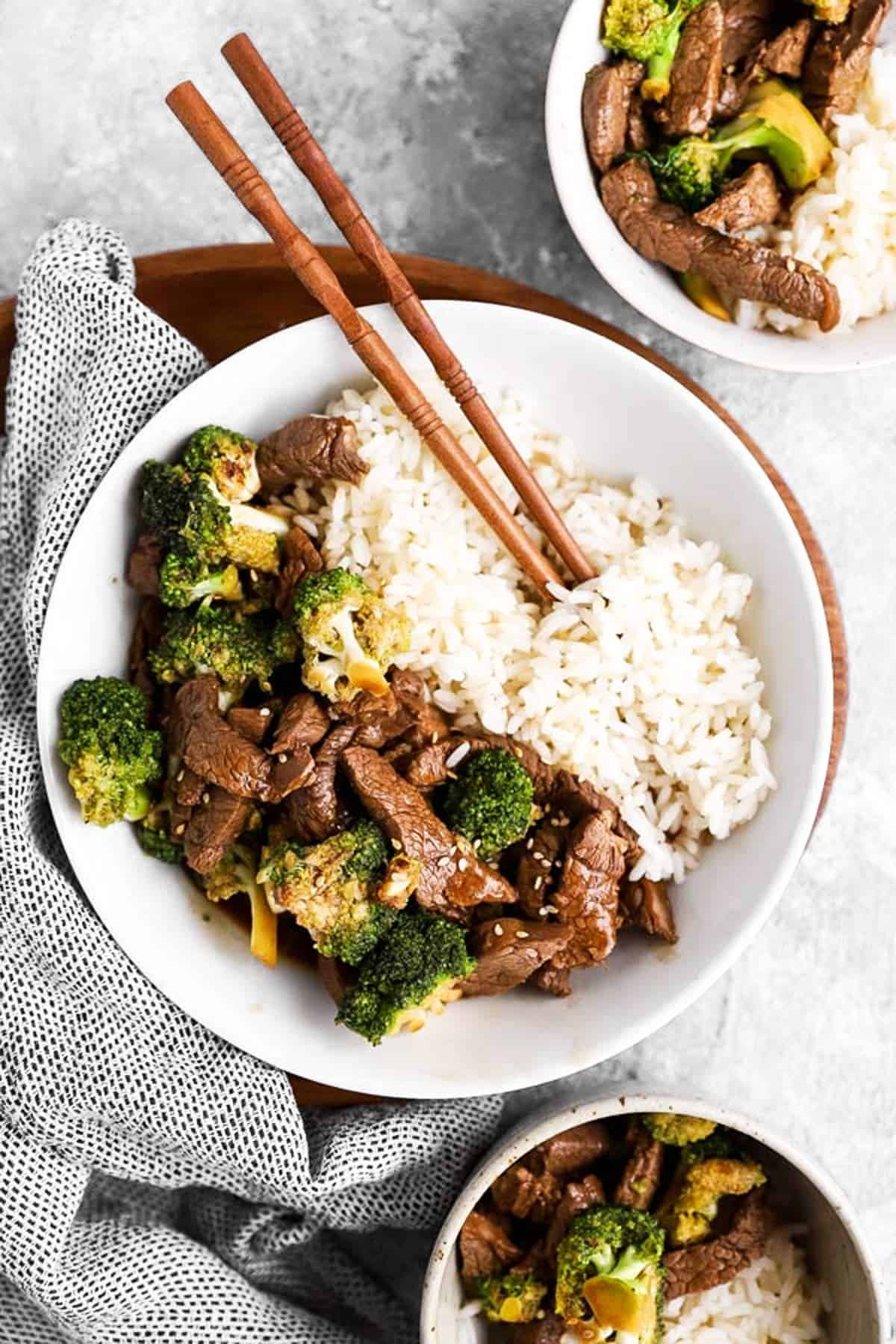 Easy Beef And Broccoli Stir Fry Savory Nothings