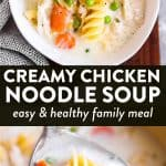 Chicken Noodle Soup Pin 1