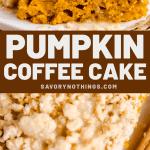 Pumpkin Coffee Cake Pin 1