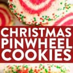 Christmas Pinwheel Cookies Pin 1