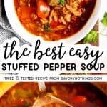 Stuffed Pepper Soup Image Pin