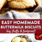 Homemade Biscuits Pin