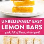 Lemon Bars Pin