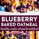 Blueberry Baked Oatmeal Pin 3