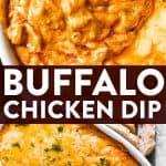 Buffalo Chicken Dip Pin 1