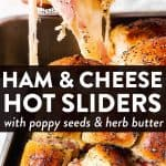 Hot Ham Sliders Pin 1
