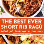 Short Rib Ragu Image Pin