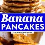 Banana Pancakes Pin 1