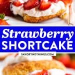 Strawberry Shortcake Image Pin 1