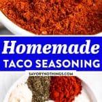 Taco Seasoning Image Pin 2