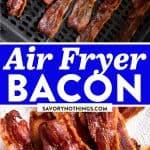 Air Fryer Bacon Pin 1