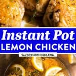 Instant Pot Lemon Chicken Pin 2