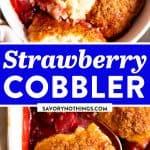 Strawberry Cobbler Pin 1