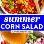 Summer Corn Salad Image Pin 1