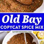 Old Bay fűszerező csap 1