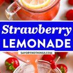 Strawberry Lemonade Pin 1